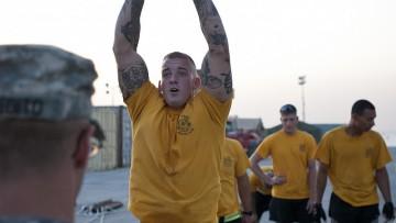 Burpees – intensywny trening całego ciała